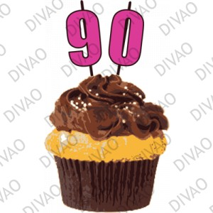 Gateau 90 ans