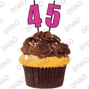 C'est qui qui fête son anniversaire aujourd'hui ?? - Page 6 5611_divao_birthday_cupcake_45_ans_zoom