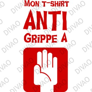 ANTI Grippe A (rouge)