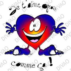 Pin un gros coeur rose on pinterest - Un gros coeur d amour ...