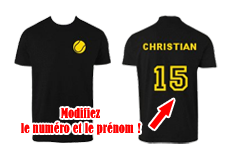 Tee-shirt CLUB DE TENNIS
