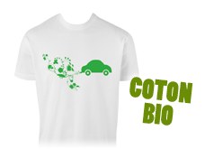 Tee-shirt GREEN CAR