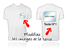 Tee-shirt recto verso 3
